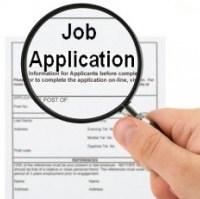 job application